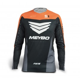 Meybo Race Jersey V3 SlimFit Orange