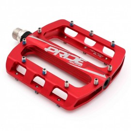 Pride Newton Pedals Red