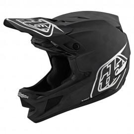 TroyLee Designs D4 carbon slash black / white