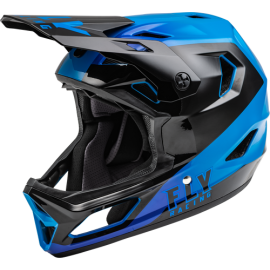 Fly Rayce 2021 Helmet Black/Blue