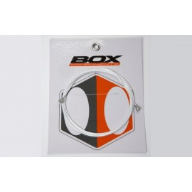 Box Nano Brake Cable Wires White