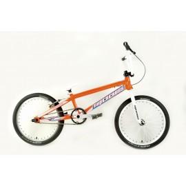 Used Bike Supercross Envy V5 Pro XL 2016 Orange/White