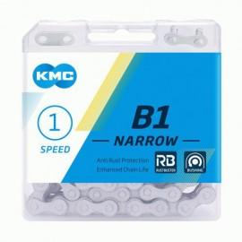 KMC Chain B1 3/32 Silver