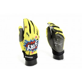 Stay Strong POW Glove Yellow