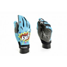 Stay Strong POW Glove Teal
