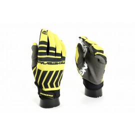 Stay Strong Chev Stripe Glove Yellow