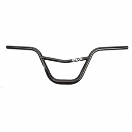 "Box One Jet 8"" 7 Back 4 Up Handlebar Black8"" Black"