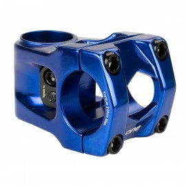 Box One Center Clamp Stem 31.8Mm Bar Bore X Blue