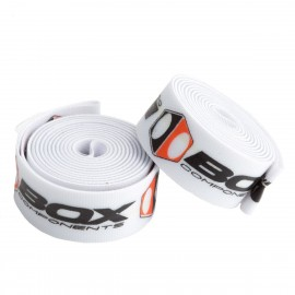 Box Ratian Rim Strap Pair X White  20' (451Mm.) X 14Mm
