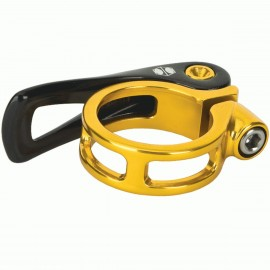 Box One Qr Seat Clamp 31.8 Gold