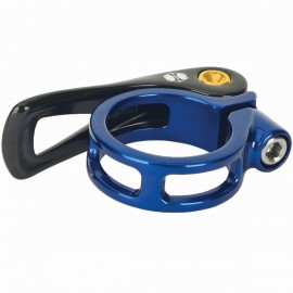 Box One Qr Seat Clamp 34.9 Blue