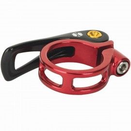 Box One Qr Seat Clamp 34.9 Red