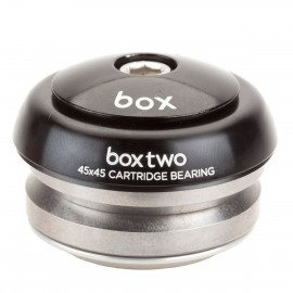 "Box Two . 45X45 1 1/8"" Integrated Headset Black"