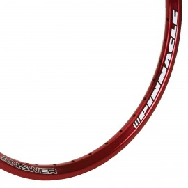 Answer Pinnacle Rim 24 X 1.75 Red