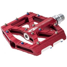 Answer Mph Jr Flat Pedal Red