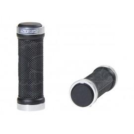 Sinz Mini Lock-On Grip 100Mm Silver