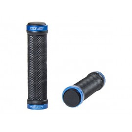 Sinz Pro Lock-On Grip 130Mm Blue