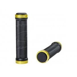 Sinz Pro Lock-On Grip 130Mm Gold