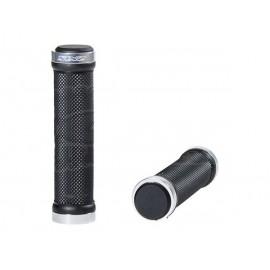 Sinz Pro Lock-On Grip 130Mm Silver