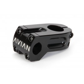 "Avian Scorcher Front Load Stem 1 1/8"" Black"