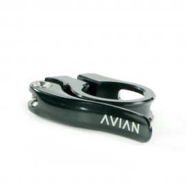 Avian Aviara Cnc Quick Release Seatclamp Black