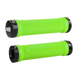 Odi Ruffian No Flange Lock On Grip 130Mm Green Rubber