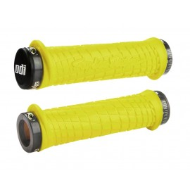 Odi Troylee Designs No Flange Lock On Grip 130Mm Yellow