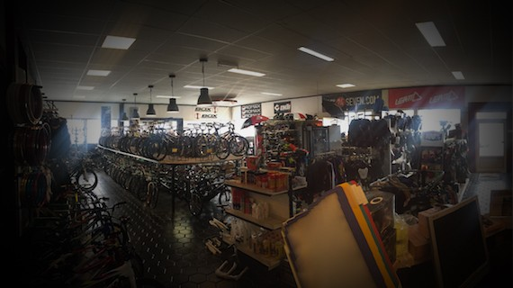 Store of BMX24SEVEN in Boxmeer